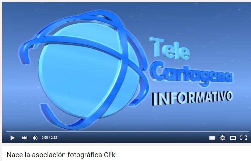 Imagen Cabecera Informativos Tele Cartagena