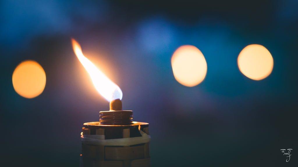 Una pequeña luz